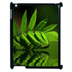 Leaf Apple iPad 2 Case (Black)