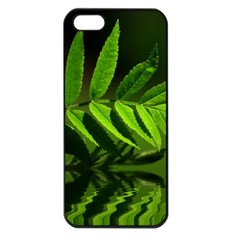 Leaf Apple iPhone 5 Seamless Case (Black)