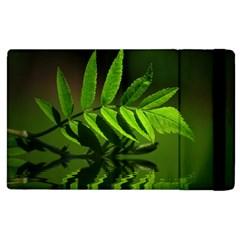 Leaf Apple iPad 3/4 Flip Case
