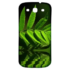 Leaf Samsung Galaxy S3 S Iii Classic Hardshell Back Case