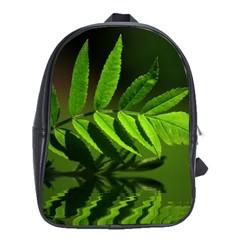Leaf School Bag (XL)