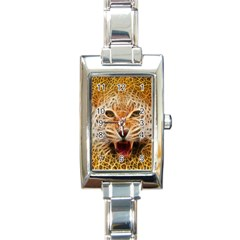 Jaguar Electricfied Rectangular Italian Charm Watch