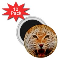 Jaguar Electricfied 1.75  Button Magnet (10 pack)