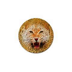 Jaguar Electricfied Golf Ball Marker