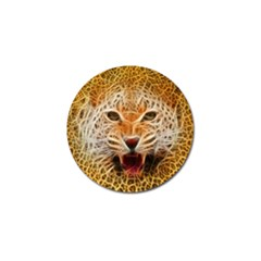 Jaguar Electricfied Golf Ball Marker 4 Pack
