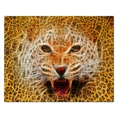 Jaguar Electricfied Jigsaw Puzzle (rectangle)
