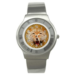Jaguar Electricfied Stainless Steel Watch (unisex)