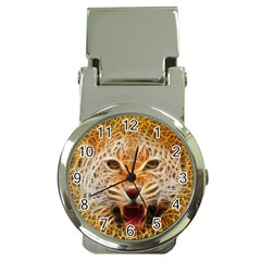 Jaguar Electricfied Money Clip With Watch
