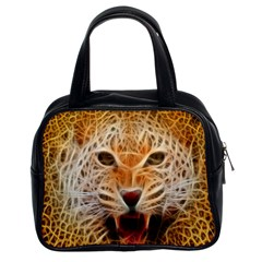 Jaguar Electricfied Classic Handbag (two Sides)