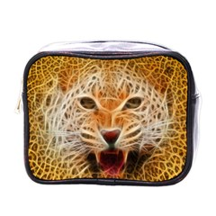 Jaguar Electricfied Mini Travel Toiletry Bag (One Side)