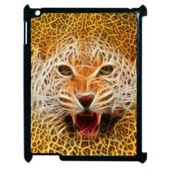Jaguar Electricfied Apple iPad 2 Case (Black)