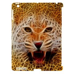Jaguar Electricfied Apple iPad 3/4 Hardshell Case (Compatible with Smart Cover)