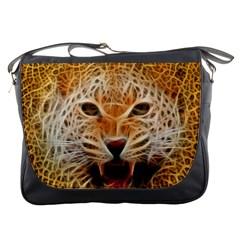 Jaguar Electricfied Messenger Bag