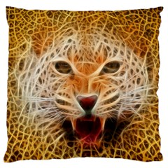 Jaguar Electricfied Large Cushion Case (two Sided)