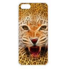 Jaguar Electricfied Apple iPhone 5 Seamless Case (White)