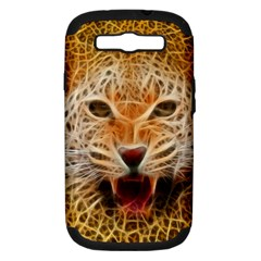 Jaguar Electricfied Samsung Galaxy S Iii Hardshell Case (pc+silicone)