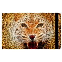 Jaguar Electricfied Apple Ipad 3/4 Flip Case