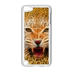 Jaguar Electricfied Apple iPod Touch 5 Case (White)