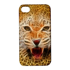 Jaguar Electricfied Apple iPhone 4/4S Hardshell Case with Stand