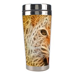 Jaguar Electricfied Stainless Steel Travel Tumbler
