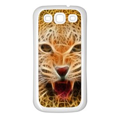 Jaguar Electricfied Samsung Galaxy S3 Back Case (white)