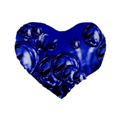 Magic Balls 16  Premium Heart Shape Cushion