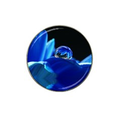 Waterdrop Golf Ball Marker (for Hat Clip)