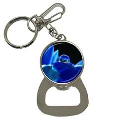 Waterdrop Bottle Opener Key Chain