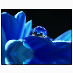 Waterdrop Canvas 11  x 14  (Unframed)