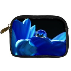 Waterdrop Digital Camera Leather Case