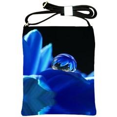 Waterdrop Shoulder Sling Bag