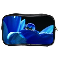 Waterdrop Travel Toiletry Bag (Two Sides)