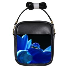 Waterdrop Girl s Sling Bag