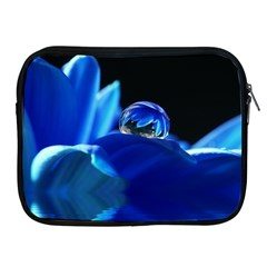 Waterdrop Apple Ipad 2/3/4 Zipper Case