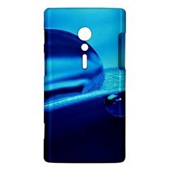 Waterdrops Sony Xperia ion Hardshell Case