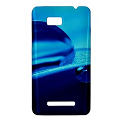 Waterdrops HTC One SU T528W Hardshell Case