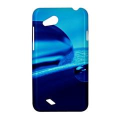 Waterdrops HTC T328D (Desire VC) Hardshell Case