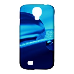 Waterdrops Samsung Galaxy S4 Classic Hardshell Case (pc+silicone)