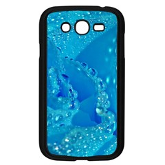 Blue Rose Samsung Galaxy Grand DUOS I9082 Case (Black)