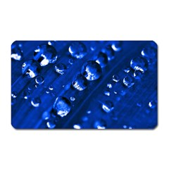 Waterdrops Magnet (Rectangular)