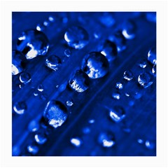 Waterdrops Glasses Cloth (medium, Two Sided)