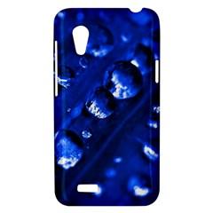 Waterdrops HTC Desire VT T328T Hardshell Case