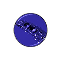 Waterdrops Golf Ball Marker 4 Pack (for Hat Clip)