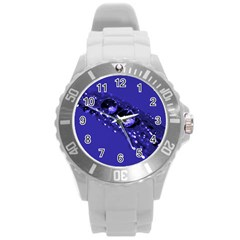 Waterdrops Plastic Sport Watch (Large)