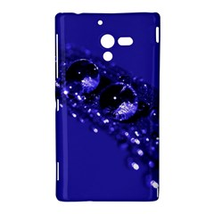 Waterdrops Sony Xperia ZL L35H Hardshell Case