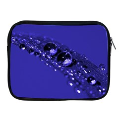 Waterdrops Apple iPad 2/3/4 Zipper Case