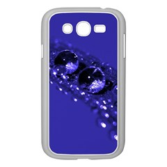Waterdrops Samsung Galaxy Grand DUOS I9082 Case (White)