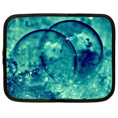 Magic Balls Netbook Case (Large)