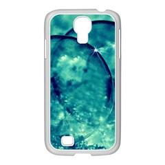 Magic Balls Samsung GALAXY S4 I9500/ I9505 Case (White)