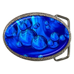 Magic Balls Belt Buckle (Oval)